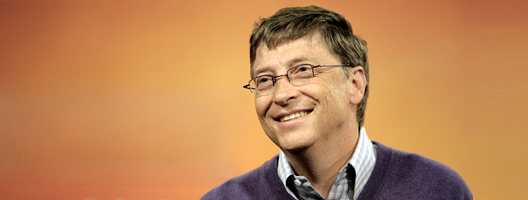IT Lead Generation Lessons From Bill Gates