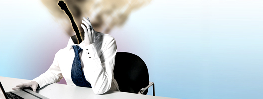 Surprising Signs Of IT Telemarketing Burn-out