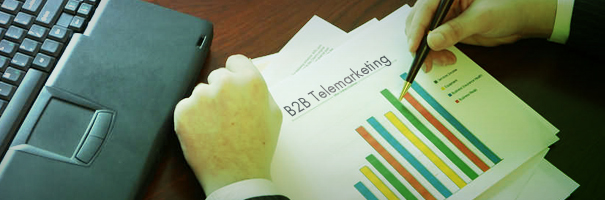 evaluating b2b telemarketing