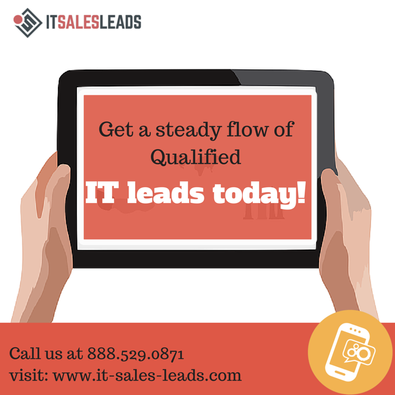 Qualified IT leads