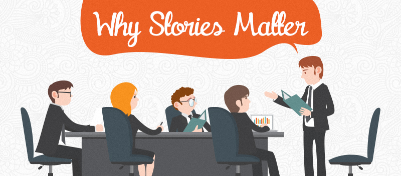 IT Lead Generation: Why Stories Matter