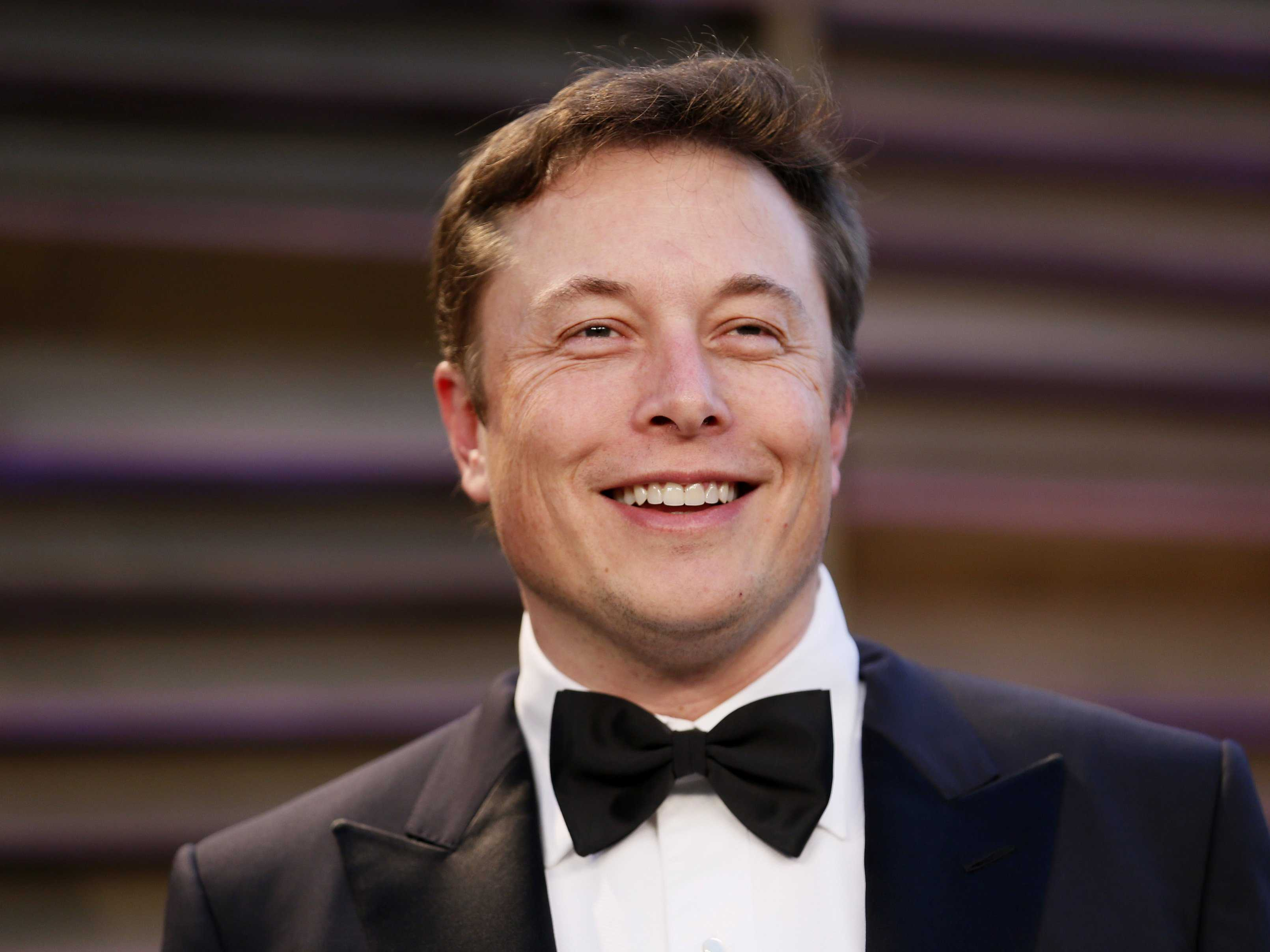 elon musk - THE DAREDEVIL - The 5 Types of IT CEOs: Which One are You?
