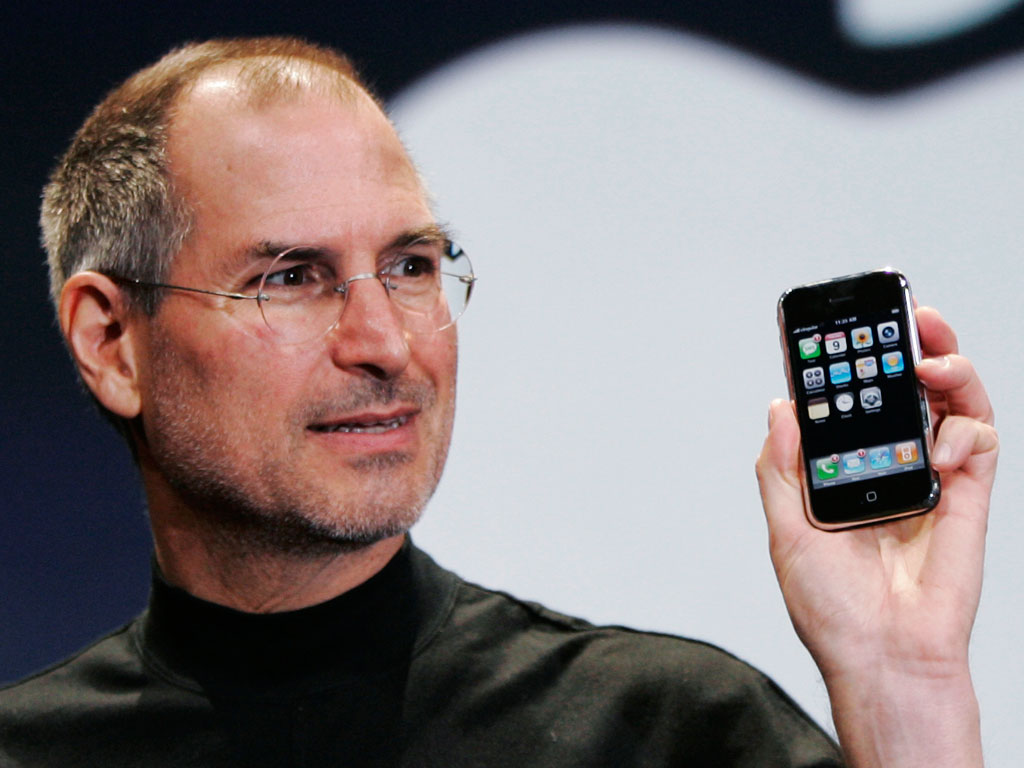 steve jobs - THE CELEBRITY - The 5 Types of IT CEOs: Which One are You?