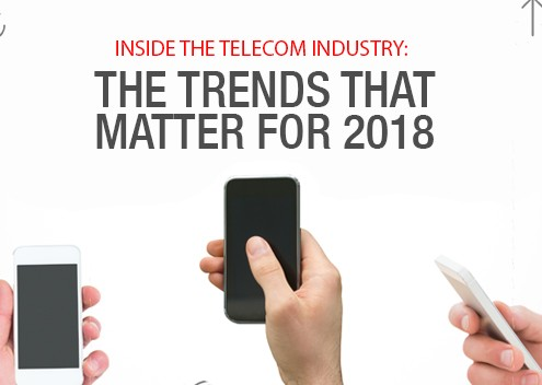 Inside the Telecom Industry: The Trends that Matter for 2018