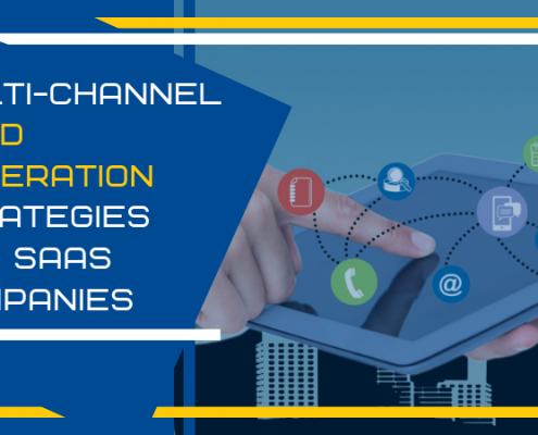 Multi-channel Lead Generation Strategies for SaaS Companies (Featured Image)